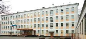 Здание Преображенского кадетского корпуса