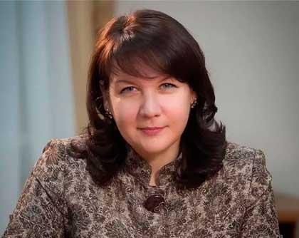 Заместитель руководителя Рособрнадзора РФ Наталья Наумова