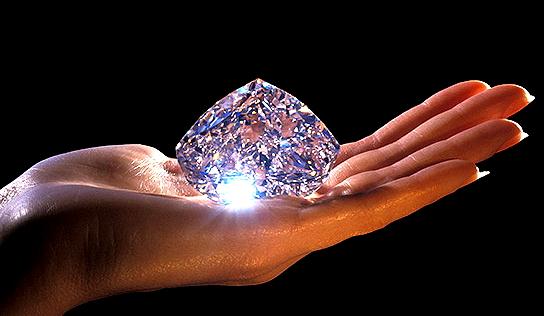 Самый драгоценный камень в истории человечества - бриллиант 74446ef0903